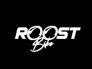 Roost Bike white logo